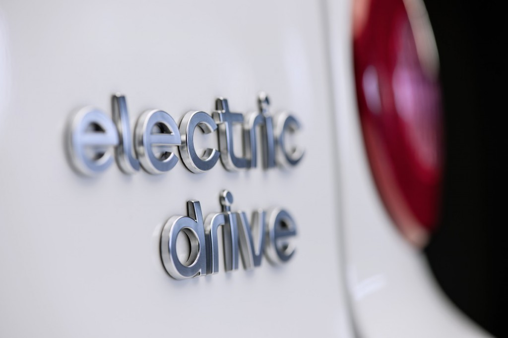 electric drive smart