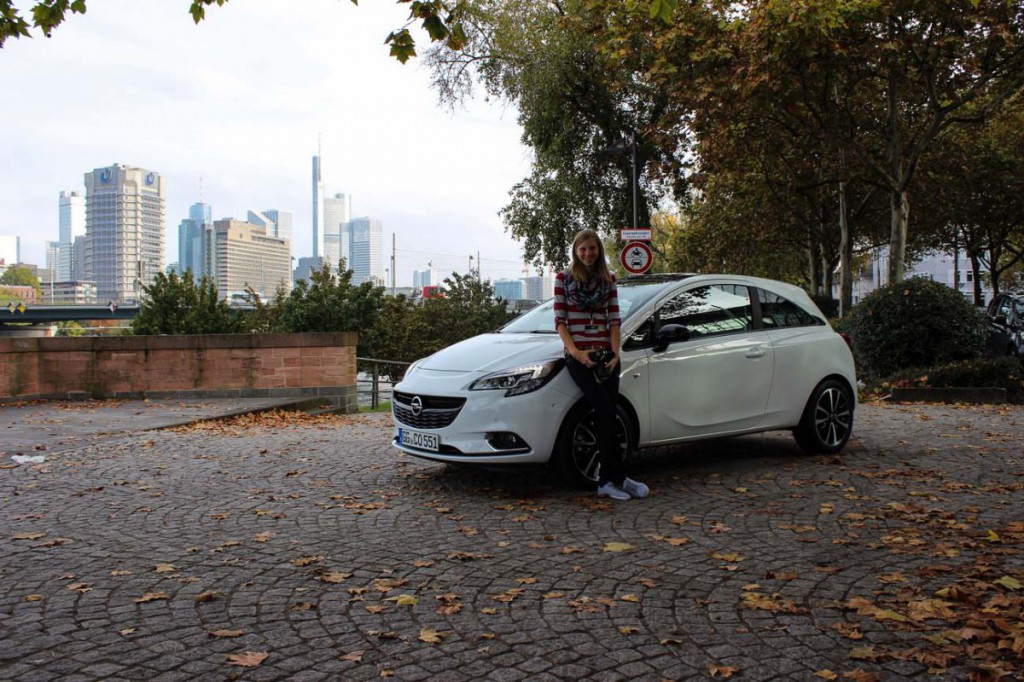 Corsa E Opel