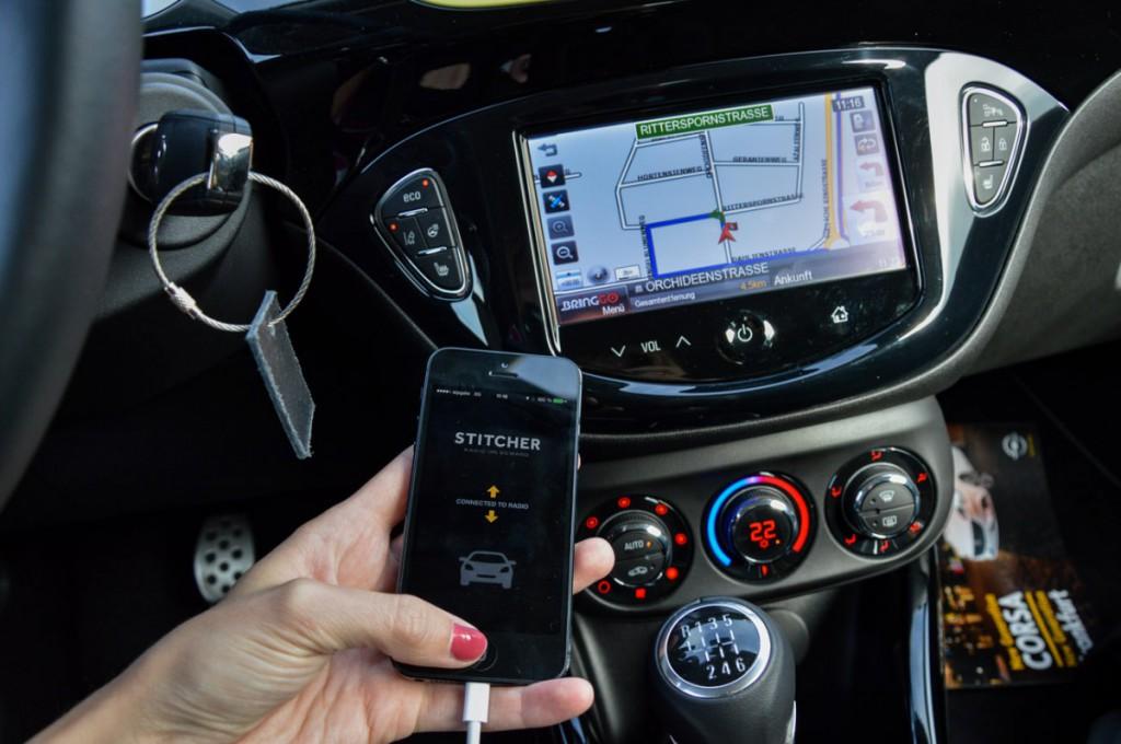Opel Corsa E Intellilink