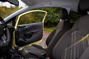 Opel Corsa E Interieur › autogeco.de