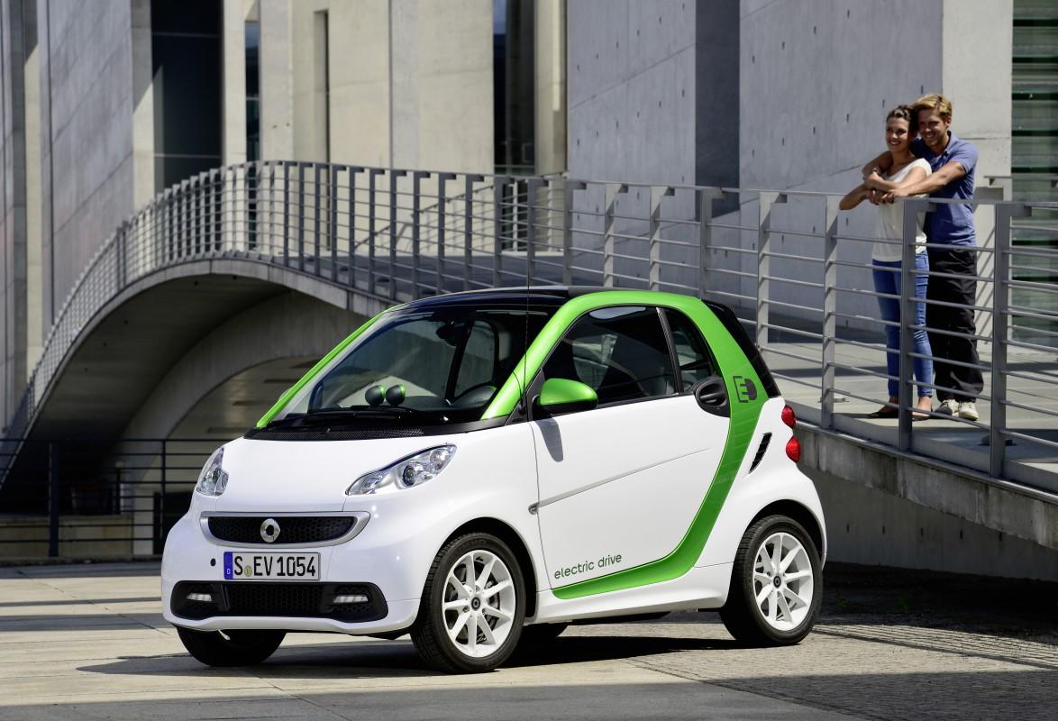 das g nstigste elektroauto smart fortwo ed