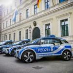 Bayerische Polizei testet erstmals Elektroautos