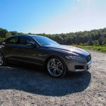 Jaguar XF im Eco-Test