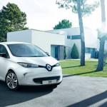 Überblick: Elektromodelle von Renault